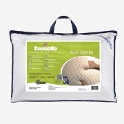 Travesseiro de Latex Dunlopillo Basic Bambu