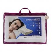 Travesseiro de Latex Theva Latexlux Cervical