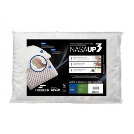 Travesseiro Nasa UP3 Fibrasca