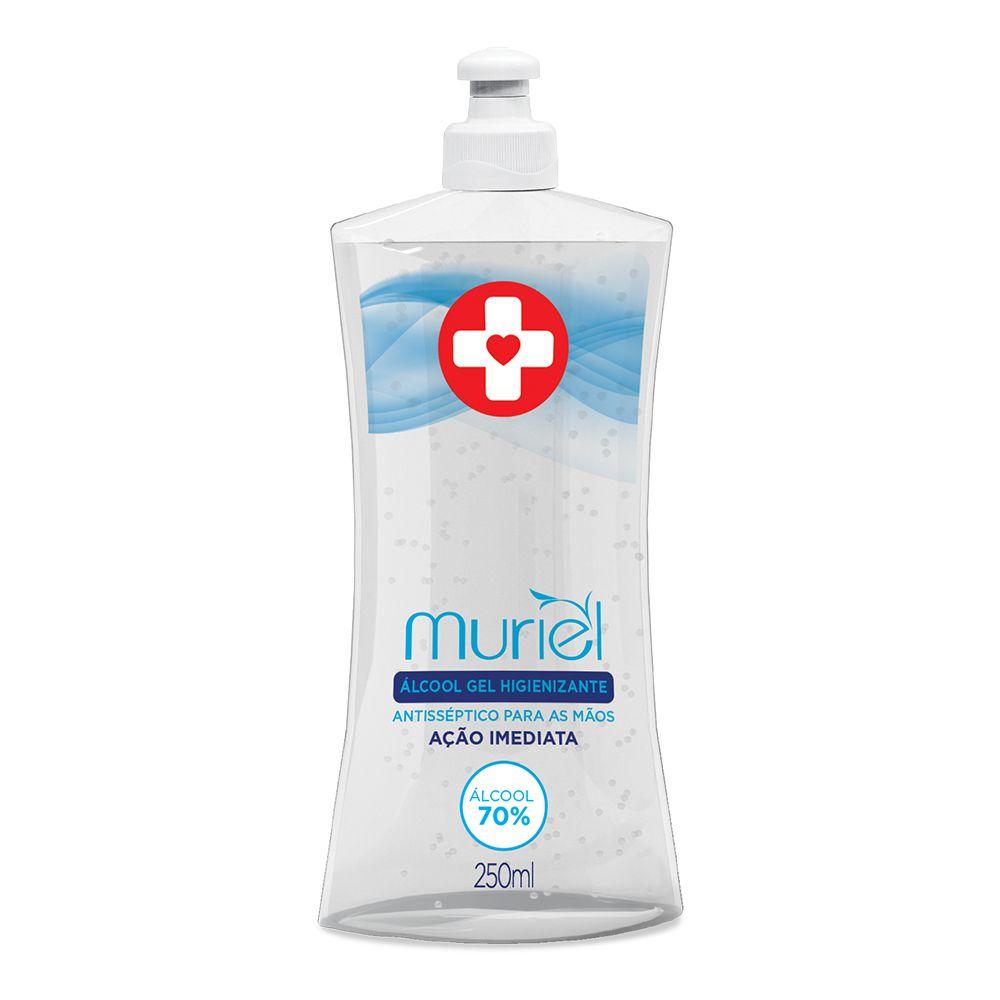 Alcool GEL 70% Muriel 250ML