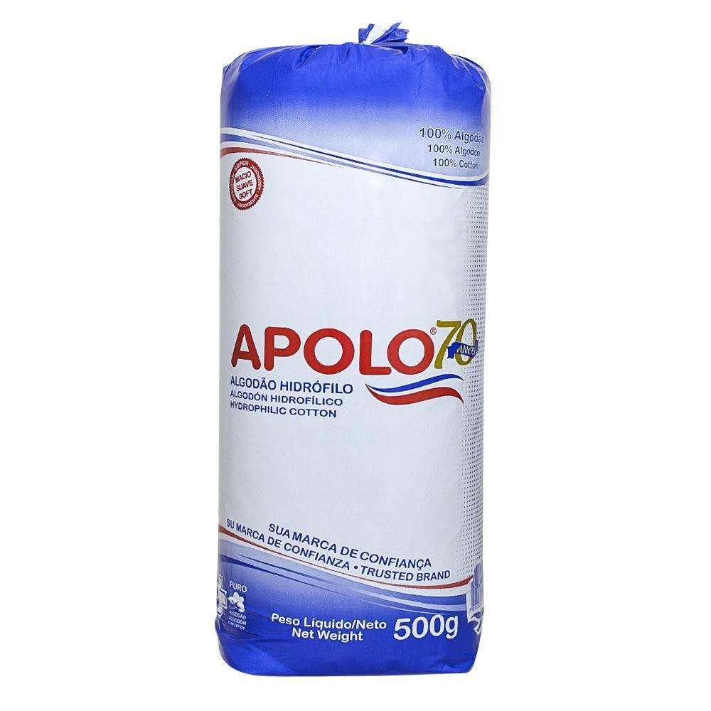 Algodão Apolo 500G Rolo