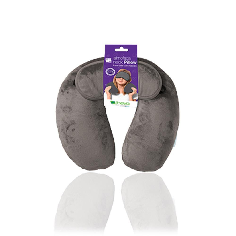 Almofada Theva NECK Pillow BALLS C/ Mascara