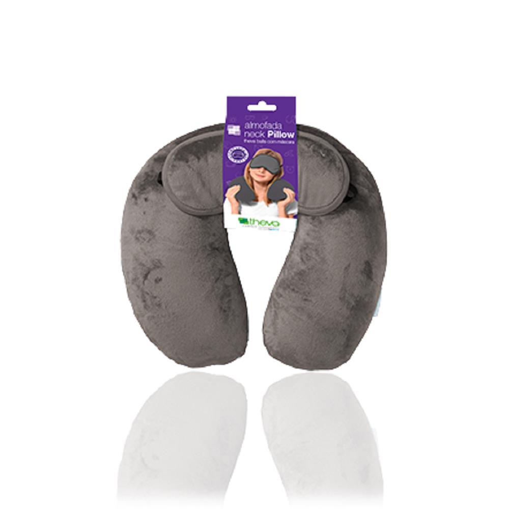 Almofada Theva NECK Pillow BALLS C/ Mascara