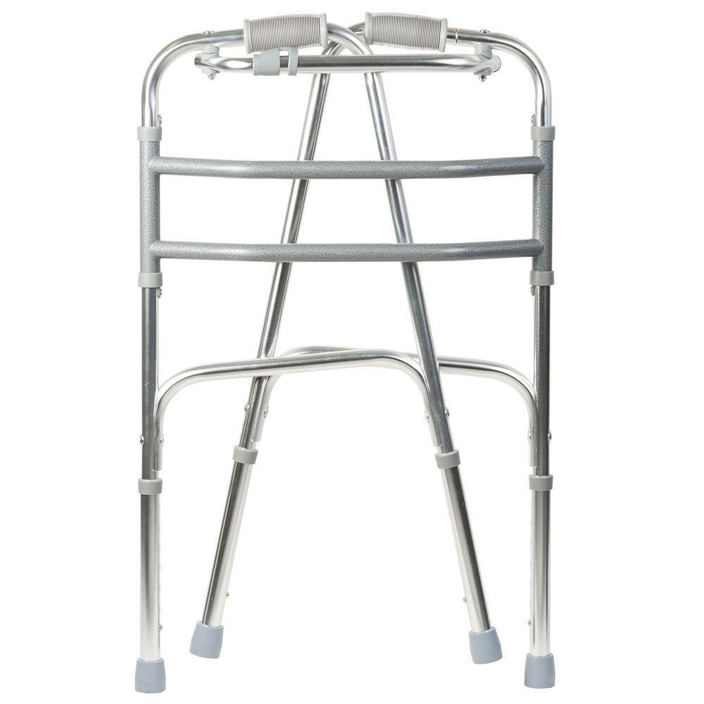 Andador Mercur Articulado e Dobravel Aluminio