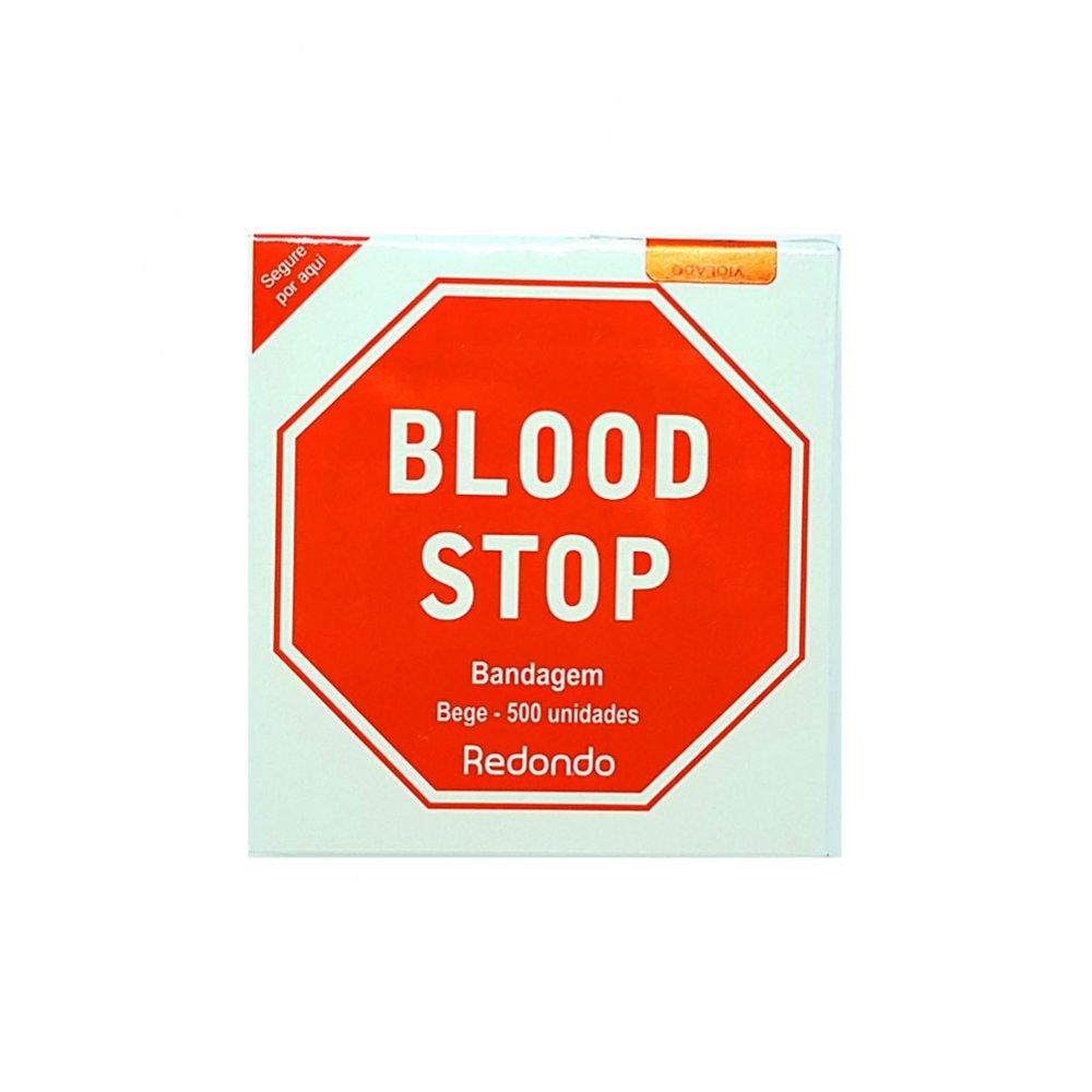 Blood STOP Bandagem ANTI-SEPTICA C/500