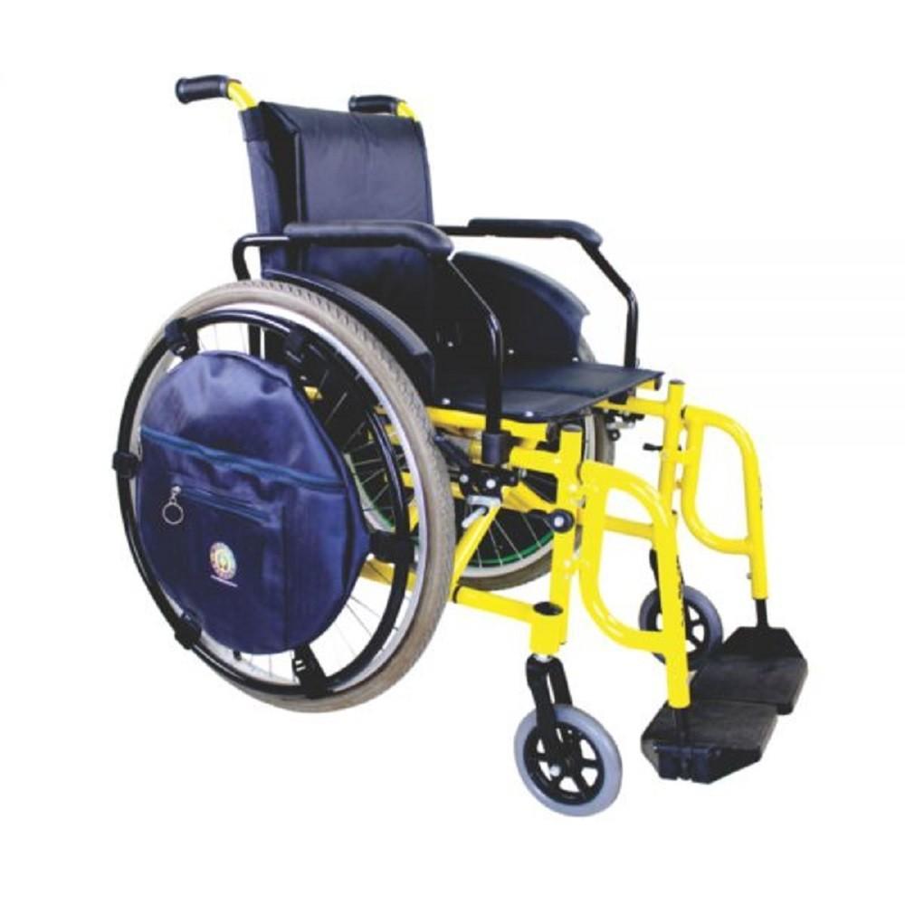 Bolsa Inteligente para Cadeira de Rodas Orthopauher