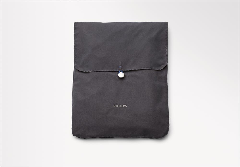 Bolsa KIT de Viagem Pequeno para CPAP Dreamstation GO Philips Respironics