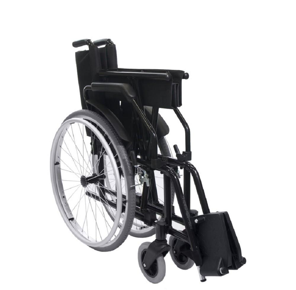 Cadeira de Rodas Jaguaribe POTY 50 Preta