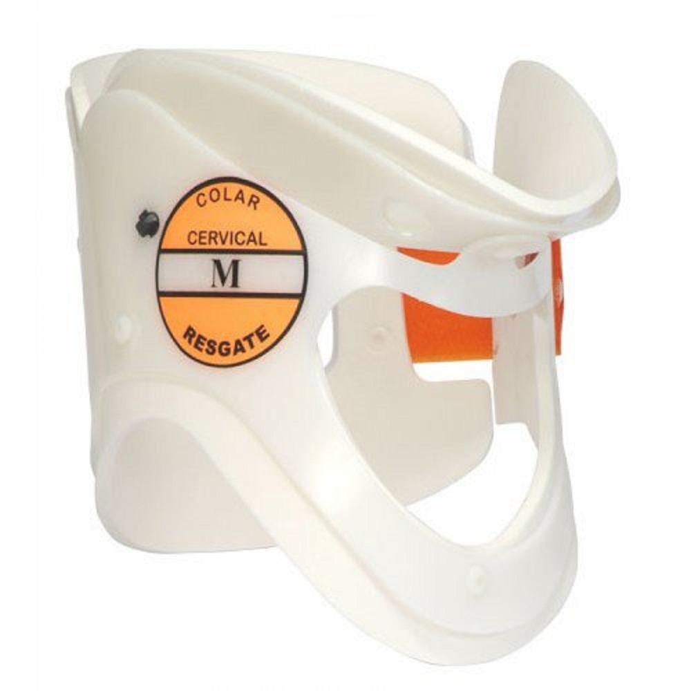 Colar Cervical Resgate Ortopratika M Laranja
