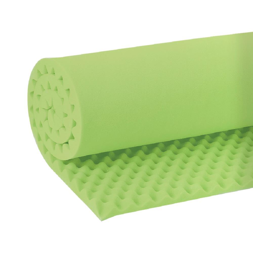 Forracao Caixa de OVO a Vacuo Theva 88X1,88X06 D28 Verde