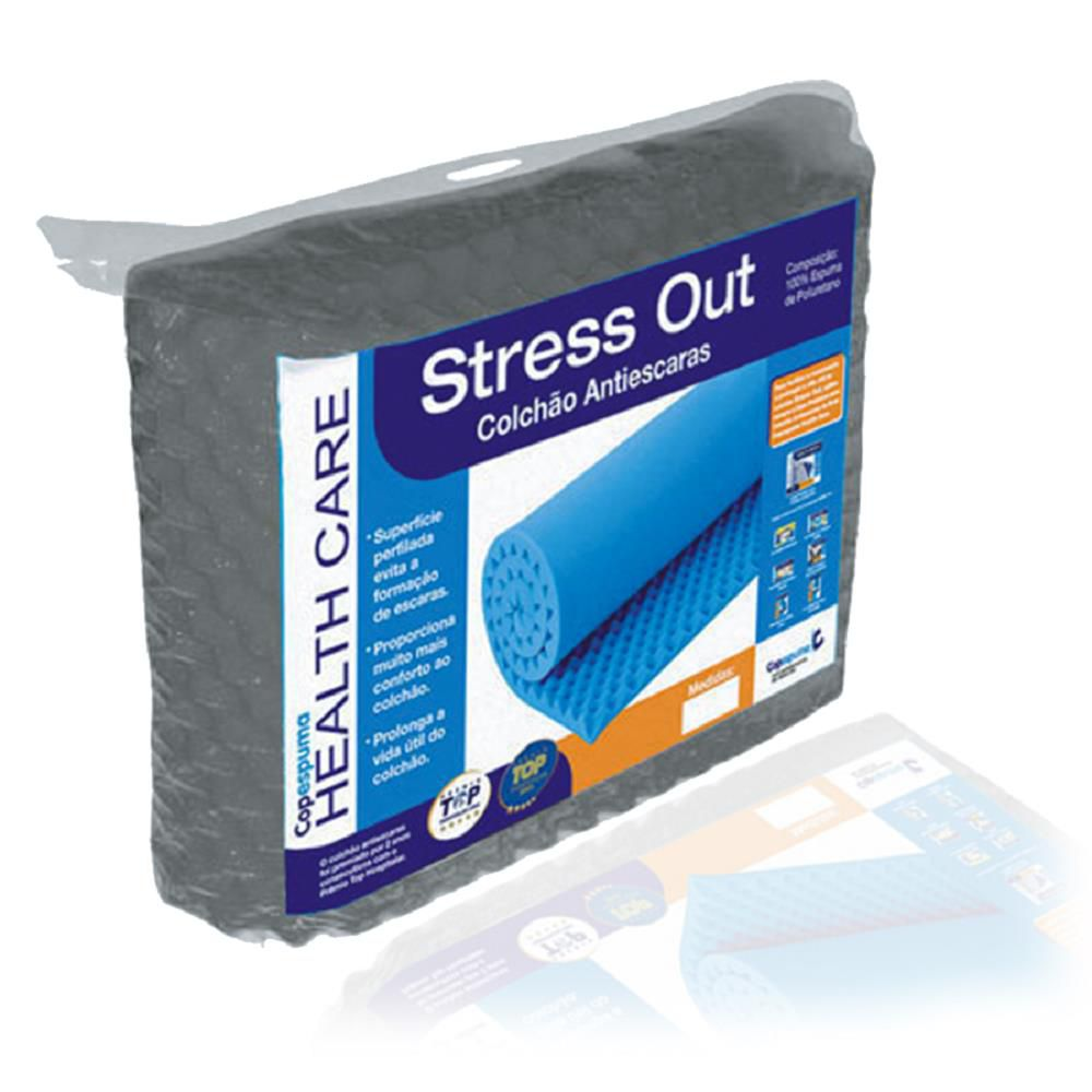Forracao Caixa de OVO Theva 04X188X88 STRESS OUT D28