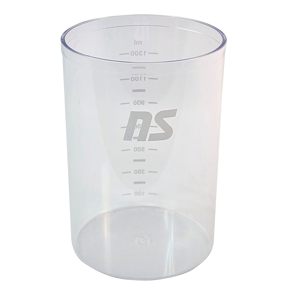 Frasco Coletor Plastico 1,3L NS Aspiramax
