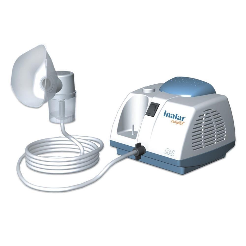 Inalador Pneumatico NS Inalar Compact
