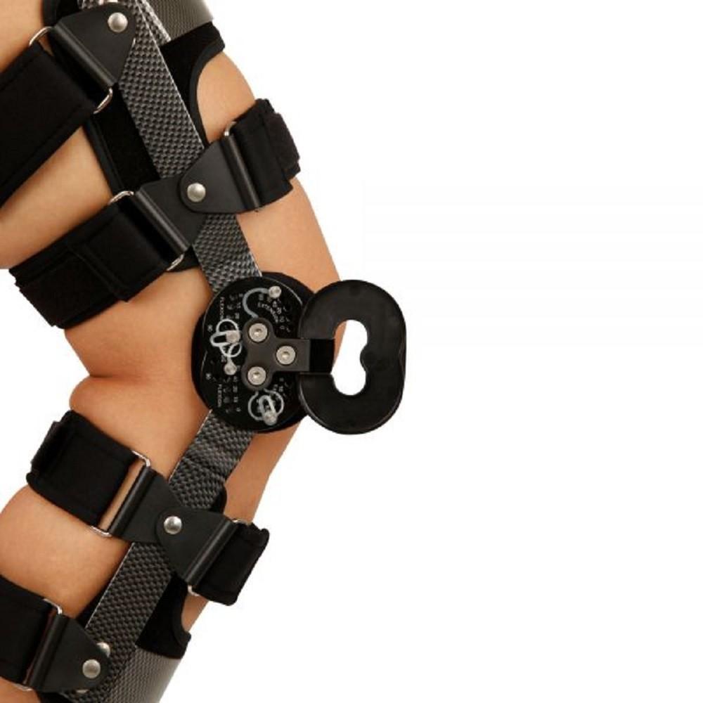 Joelheira Brace Pauher Dois Velcros Orthopauher