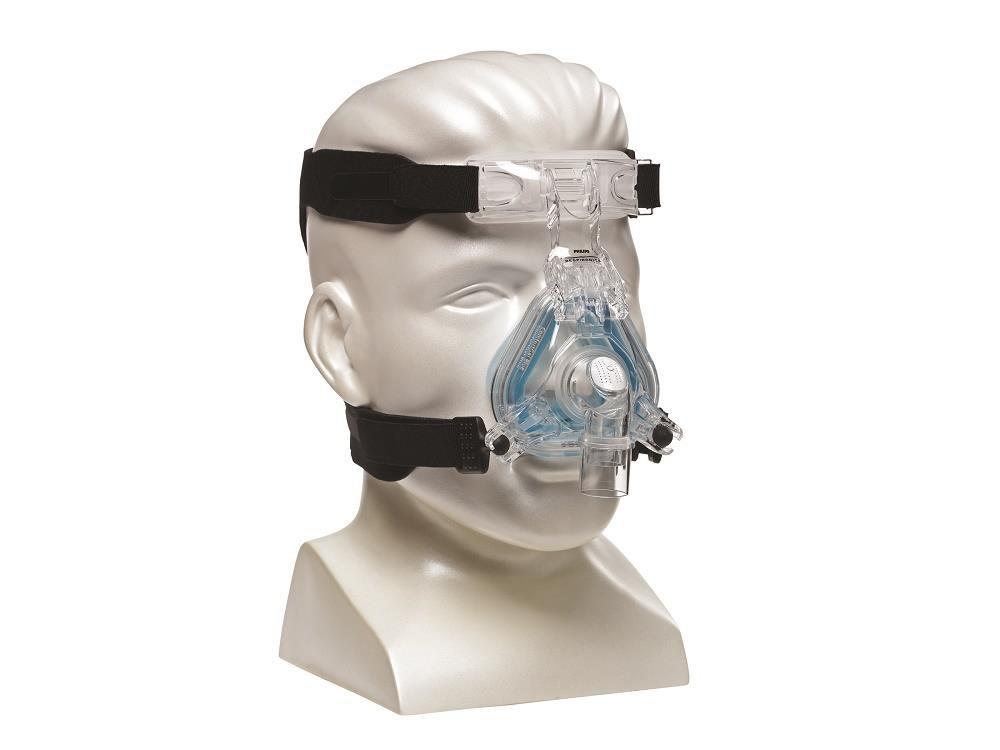 Mascara Philips Respironics Comfort GEL Blue