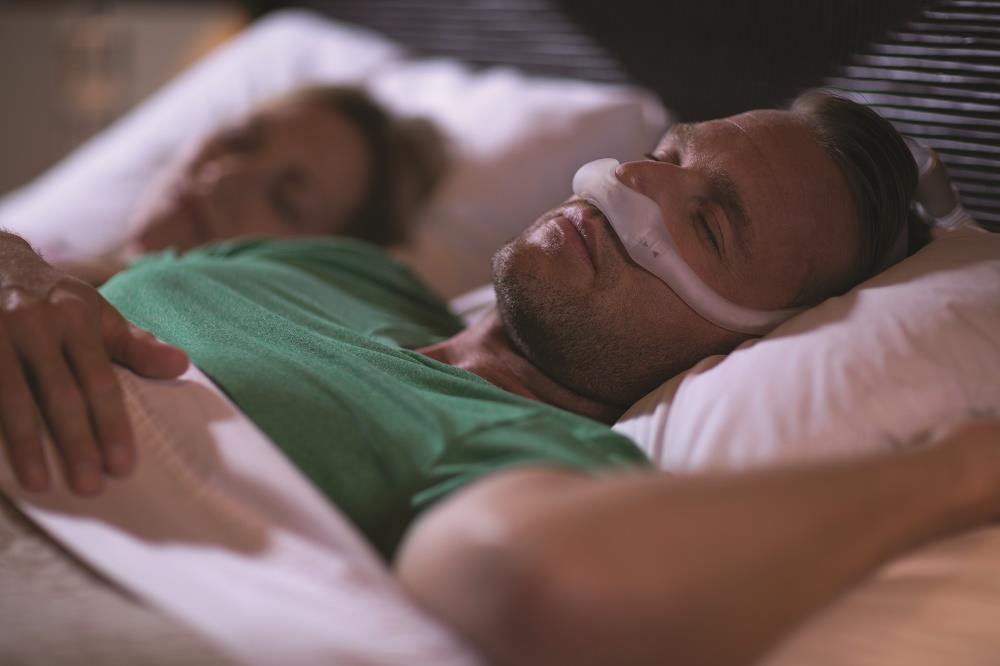 Mascara Philips Respironics Dream Wear