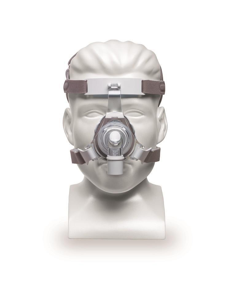 Mascara Philips Respironics True Blue