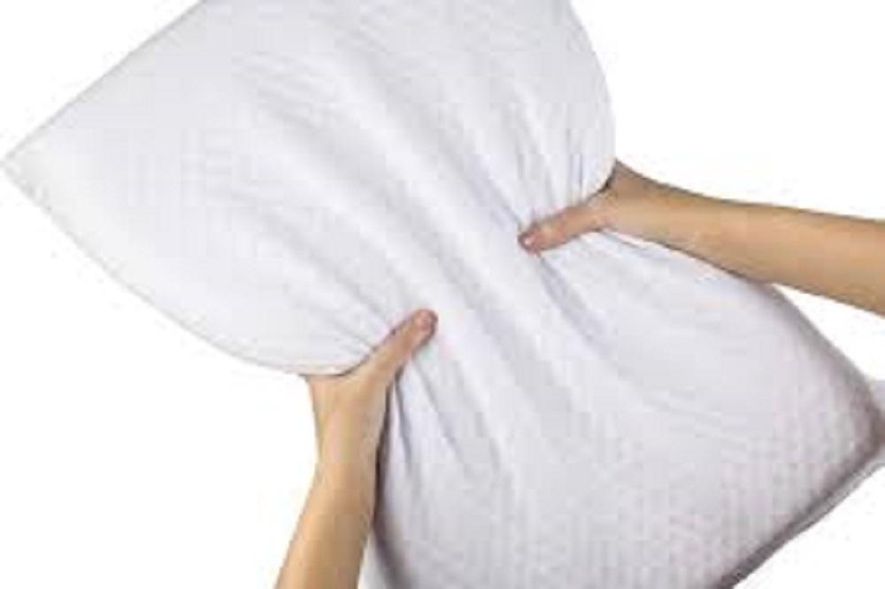 Travesseiro Favos de MEL Silicomfort PLUS Suporte ALTO Fibrasca