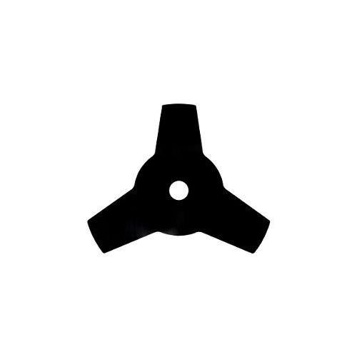 Lamina Circular 3 Pontas Para Rocadeira 2x255mm