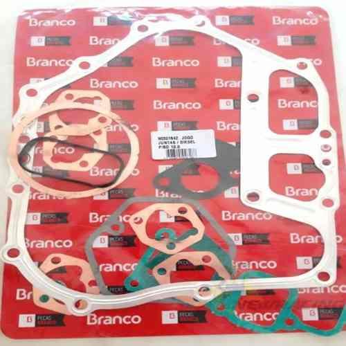 Jogo Juntas / Diesel P/bd 10.0 - Branco Motores 90301642