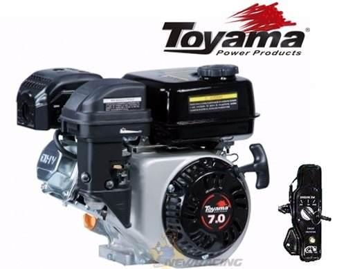 Motor Toyama 7 Hp - Partida Eletrica