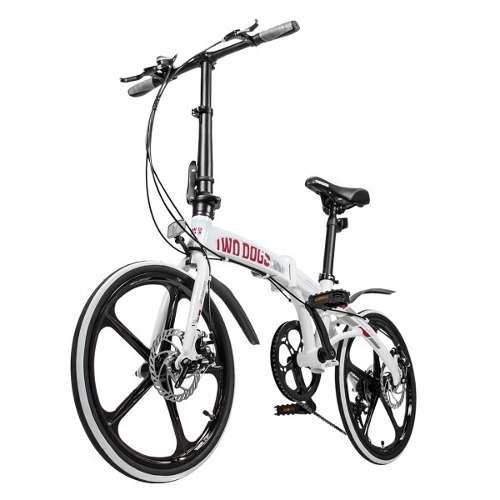 Bike Bicicleta Dobrável Pliage Alumínio