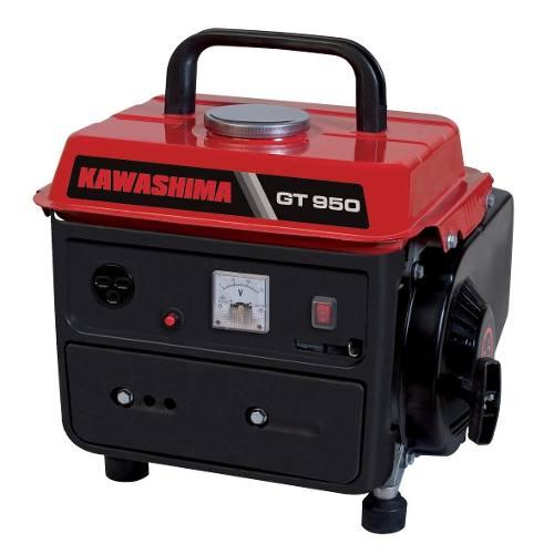 Gerador De Energia 950w, Gasolina, 63cc, Gt950, 2t Kawashima