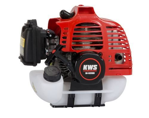 Motor Roçadeira/perfurador Gas 2t 52/51,7cc Kw5200 Kawashima