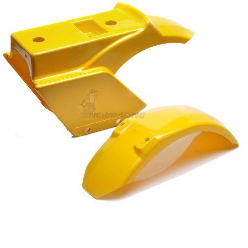 Carenagem Original Walk Machine Amarela