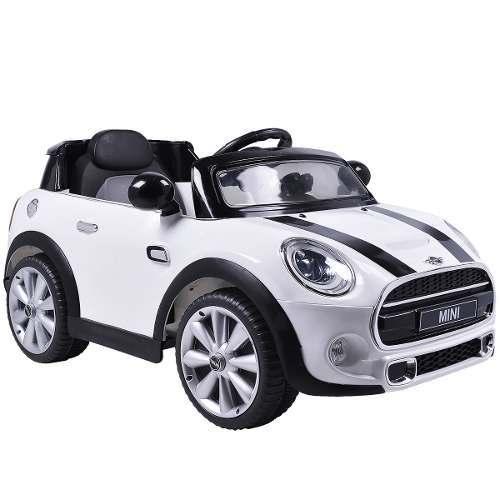 Carro Elétrico Infantil Mini Cooper C/controle