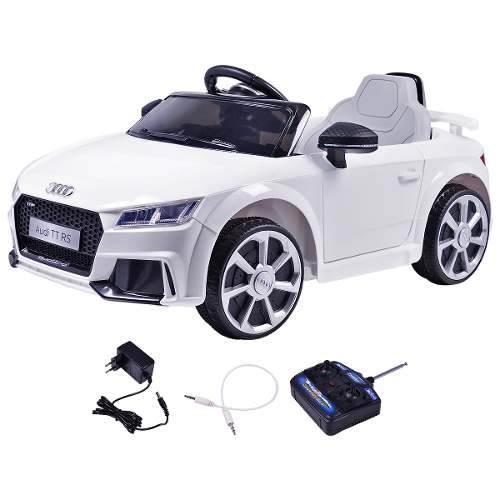 Carro Elétrico Infantil Audi Tt Com Controle