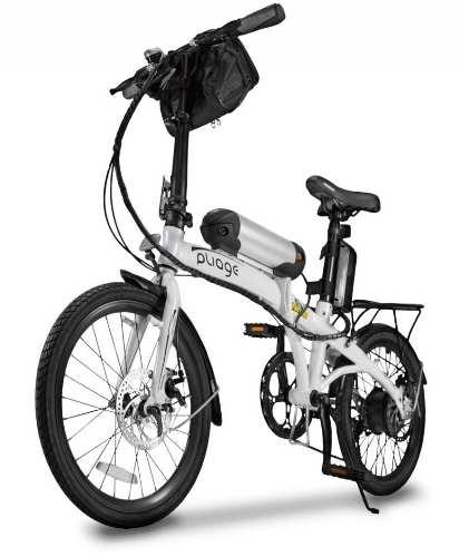 Bicicleta Elétrica Dobrável Two Dogs Pliage Plus Varias Cor