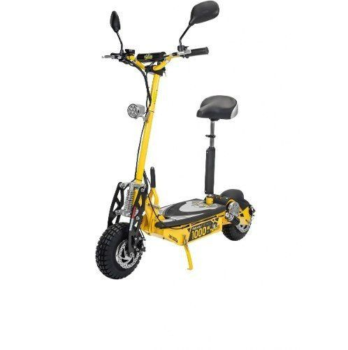 Scooter Patinete Elétrico 1000w 48v Two Dogs AMARELO FRETE GRATIS