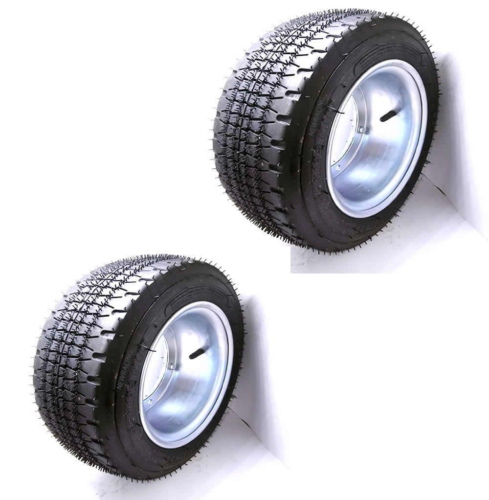 2x Pneu 155/50-8 - Fapinha - Mini Buggys - Kart Cross