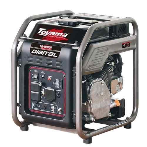 Gerador Digital Tg4000-ip 3.5 Kva Toyama 110v