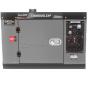 Gerador de Energia Toyama TDG 8500 SLE3DXP 7.5 kva Silenciado Trifásico