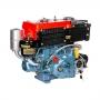Motor Diesel Refrigerado Água Com Radiador TDWE8RE-XP Toyama