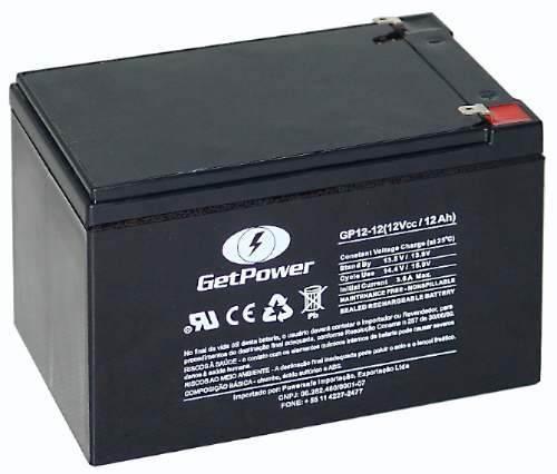Bateria Selada Brinquedos Elétricos Skate Scooter 12v 12ah