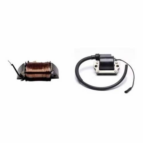 Bobina De Força E Ignição Walk Machine Platinado Original