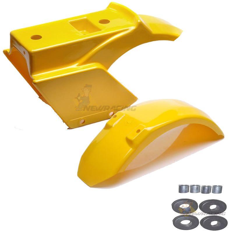 Carenagem Com Coxim Original Walk Machine Amarela