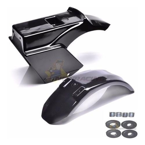 Carenagem Com Coxim Original Walk Machine Preta