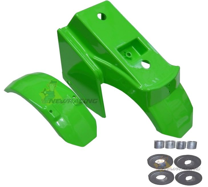 Carenagem Com Coxim Original Walk Machine Verde