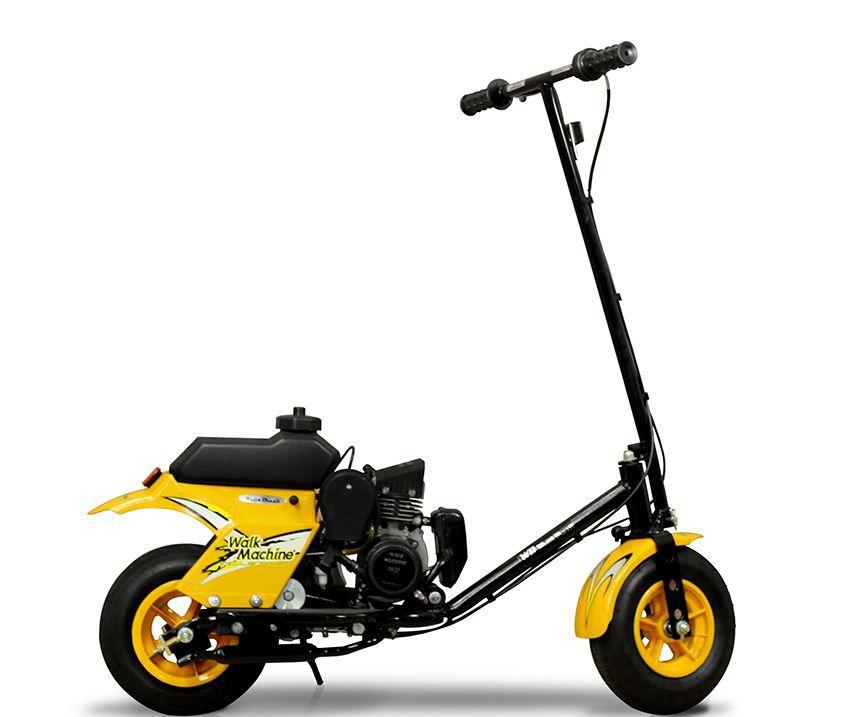 CÓPIA - Walk Machine Millenium Novo 2018 Amarelo