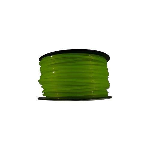 Fio De Nylon Para Rocadeira 3mm Quadrado 1kg Verde 00063 01