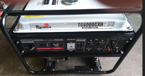 Gerador De Energia Tg6000cxh Toyama Final Estoque
