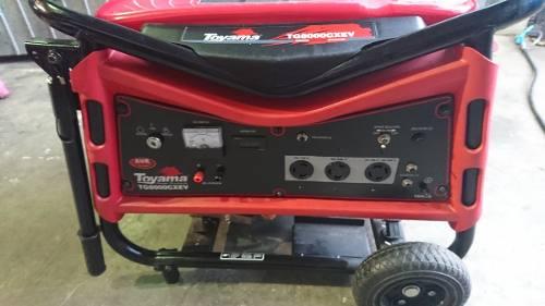 Gerador Energia Tg8000cxev Toyama - Falta Alternador
