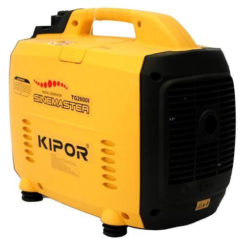 Gerador Digital A Gas.  4 Tempos Tg2600I220 Toyama