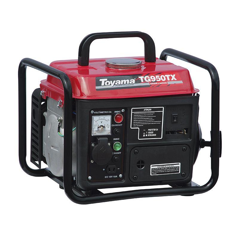 Gerador Gas. 2 Tempos  Tg950Tx-220 Toyama