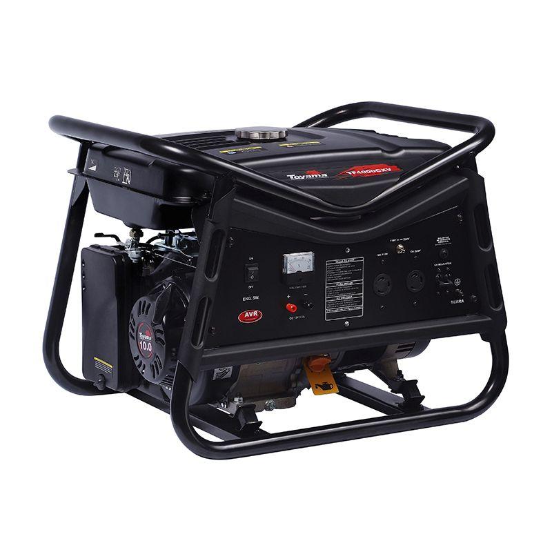 Gerador Gas. 4 Tempos - Monof. Tf4000Cx2V Toyama