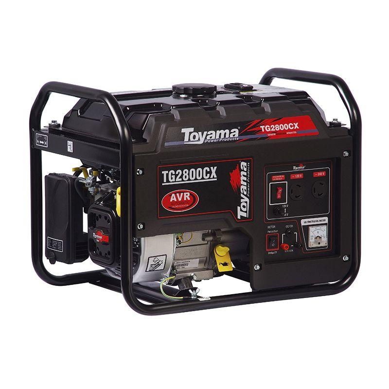 Gerador Gasolina  4 Tempos - Monofásico Tg2800Cx Toyama
